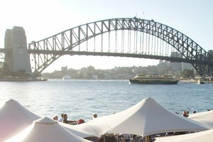 Bars, cafes, prices, former politicians and film stars all making themselves heard in Sydney. Photo / Herald on Sunday