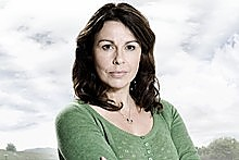 Julie Graham plays the mother of the family role in Survivors. Photo / Supplied