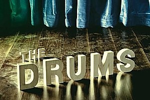 The Drums album cover. Photo / Supplied