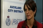 Teresa Scott, mother of missing Auckland woman Carmen Thomas speaking on Police Ten-7. Photo / Police Ten-7