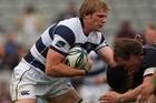Andrew Van der Heijden of Auckland. Photo / Getty Images