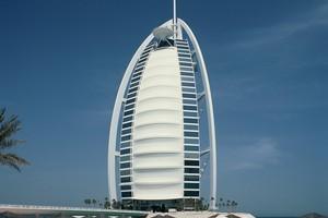 Burj Al Arab Hotel in Dubai. Photo / Dubai Tourism
