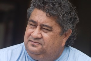 Tuhoe Spokesman Tamati Kruger. Photo / Daily Post