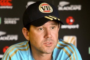 Ricky Ponting. Photo / Hawke's Bay Today