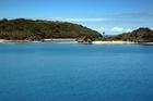 Blue Lagoon - Sawa-i-Lau, Yasawa Islands. Photo / Helen Twose