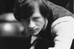 Alex 'Hurricane' Higgins brought excitement and pizzazz to the snooker table. Photo / Supplied
