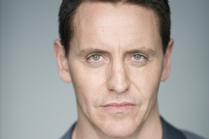 Charles Mesure who plays Alec Ross on  This Is Not My Life . Photo / Supplied
