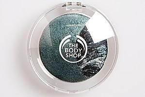 The Body Shop Eye Colour in Jade, $25. Photo / Babiche Martens