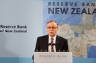 Reserve Bank Governor Alan Bollard. File photo / Mark Mitchell.