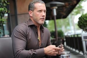 Greg Hodge, managing director of BeautifulPeople.com. Photo / AFP