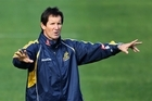 Wallabies coach Robbie Deans. Photo / Getty Images