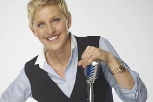 Don't judge me - Ellen DeGeneres. Photo / Supplied