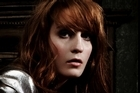 Florence and the Machine performed at Field Day in 2007 for a couple of hundred bucks. Photo / Supplied