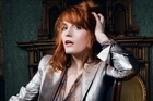 Florence and the Machine. Photo / Supplied