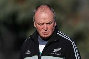 Graham Henry upset over the release of 'strategic doodlings'. Photo / Getty Images