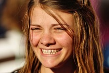 Teen sailor Jessica Watson. Photo / Getty Images