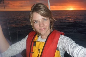 Jessica Watson learned to distract herself from loneliness with chores as she sailed solo around the world. Photo / Supplied