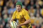Matt Giteau must be at the top of his game for the Wallabies to excel. Photo / Getty Images