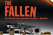 Book cover of The Fallen. Photo / Supplied