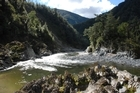 The Green Party says the Mokihinui River will be destroyed forever if Meridian Energy is allowed to dam it. Photo / Supplied
