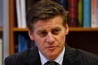 Finance Minister Bill English. Photo / Mark Mitchell