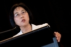 Ethnic Affairs Minister Pansy Wong. Photo / Richard Robinson