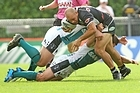 Warriors prop Sam Rapira's knee problems have settled down at last. Photo / Brett Phibbs