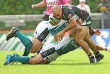 Warriors prop Sam Rapira's knee problems have settled down at last. Photo / Brett Phibbs