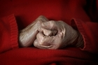 It's estimated 70-80 per cent of elder abuse is at the hands of family members. Photo / Bay of Plenty Times