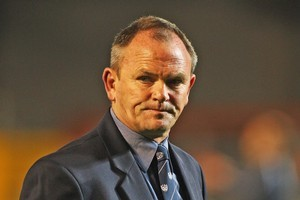 Auckland Coach Mark Anscombe. Photo / Getty Images