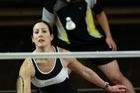 New Zealand badminton team member Donna Haliday. Photo / Natalie Slade