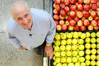 Rick Stein says he would love to do a TV show in New Zealand and Australia on our ''civilised'' food. Photo / Brett Phibbs