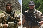 Lance Corporal Matthew Ball (left) and Private Allister Baker in Bamiyan. Photos / Facebook