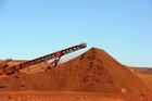 The Reserve Bank's forecasts depend heavily on when major mining projects begin. Photo / Bloomberg.