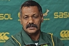 Springboks coach Peter de Villiers. Photo / Getty Images