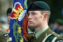 Lieutenant Timothy O'Donnell had been in the Army for five years and was decorated for his actions in Timor Leste. Photo / NZDF