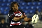 Tana Umaga during a pre-season outing for Counties-Manukau. Photo / Dean Purcell
