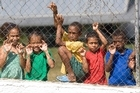 Children at a local school in Vanuatu where locals leave to work in New Zealand each summer. Photo / Mark Mitchell