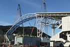 The Forsyth Barr Stadium will be the first completely enclosed venue of its size in New Zealand. Photo / Supplied