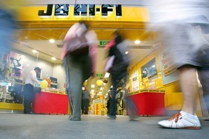 Australian chain JB Hi-Fi expects to take more market share off local competitors this year. Photo / Brett Phibbs