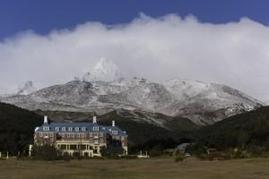 Mt. Ruapehu. Photo / NZ Herald
