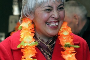 Winnie Laban is taking up the role of Assistant Vice Chancellor Pasifika at Victoria University. Photo / Hawke's Bay Today