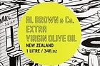 Al Brown & Co. Extra Virgin Olive Oil. Photo / Babiche Martens