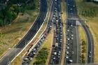 Northern motorway. Photo / Martin Sykes