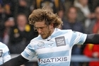 Francois Steyn playing for French rugby club Racing Metro. Photo / Getty Images