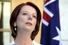 Julia Gillard's Labor has surged ahead in the polls a fortnight out from the Australian election.