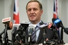 John Key discusses the Labour Party bill that proposes lowering the drink-driving blood alcohol limit.