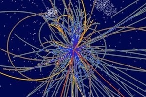 The Higgs field is what accounts for the existence of all the mass in the universe.
