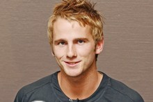 Northern Districts teenager Kane Williamson. Photo / Christine Cornege