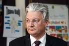 Revenue Minister and United Future leader Peter Dunne will today release a Government bill to introduce income-splitting. Photo / Sarah Ivey